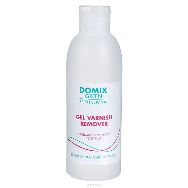 DOMIX Жидкость для снятия гель-лака, 200 мл