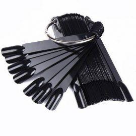 Веер черный, 50шт