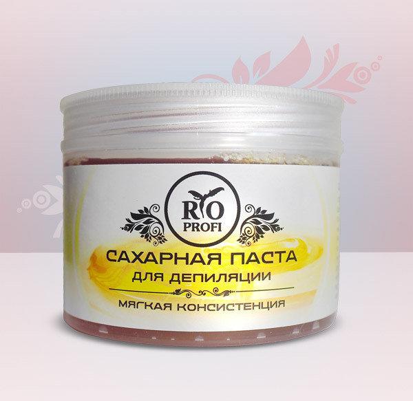 Rio Profi Сахарная паста для шугаринга Мягкая 180 гр