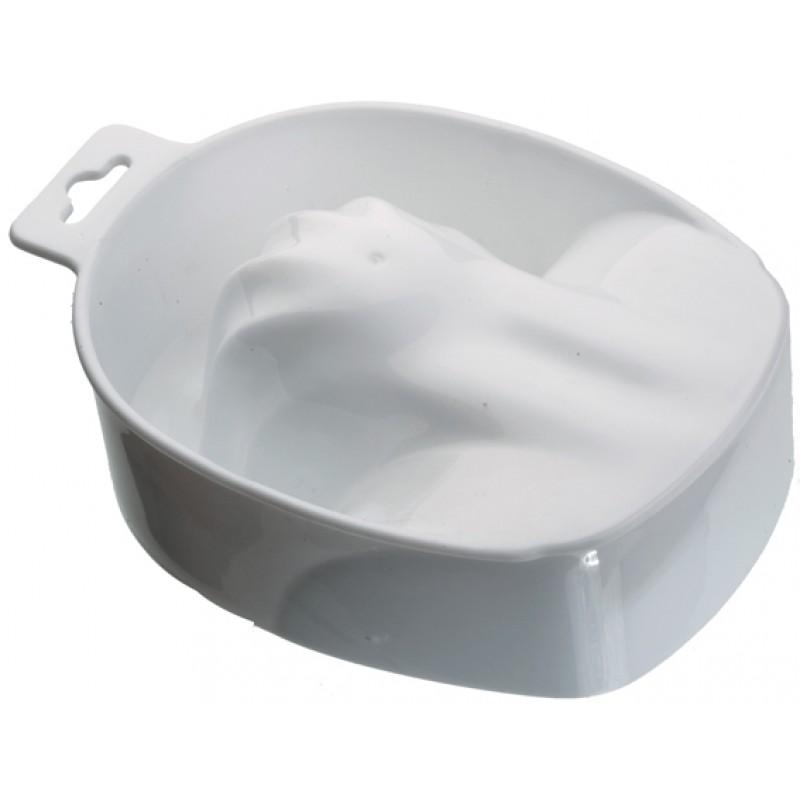 Ванночка для маникюра, белая