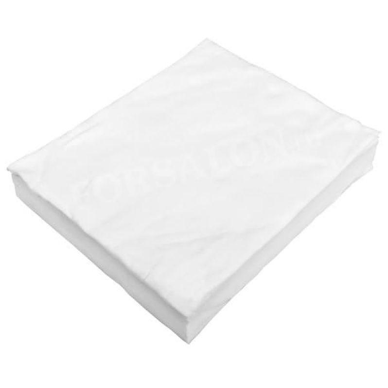 Одноразовые салфетки, белые