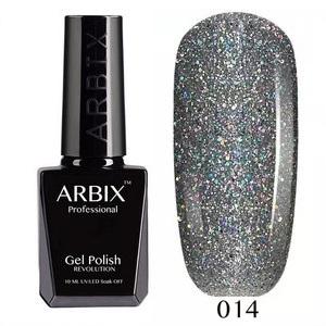 ARBIX, гель-лак, № 014