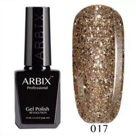 ARBIX, гель-лак, № 017