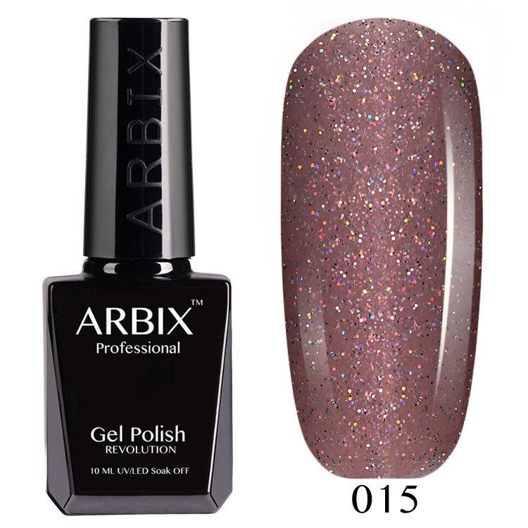 ARBIX, гель-лак, №015