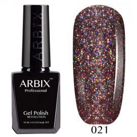 ARBIX, гель-лак, №021
