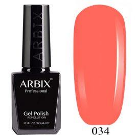 ARBIX, гель-лак, №034