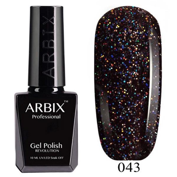 ARBIX, гель-лак, №043