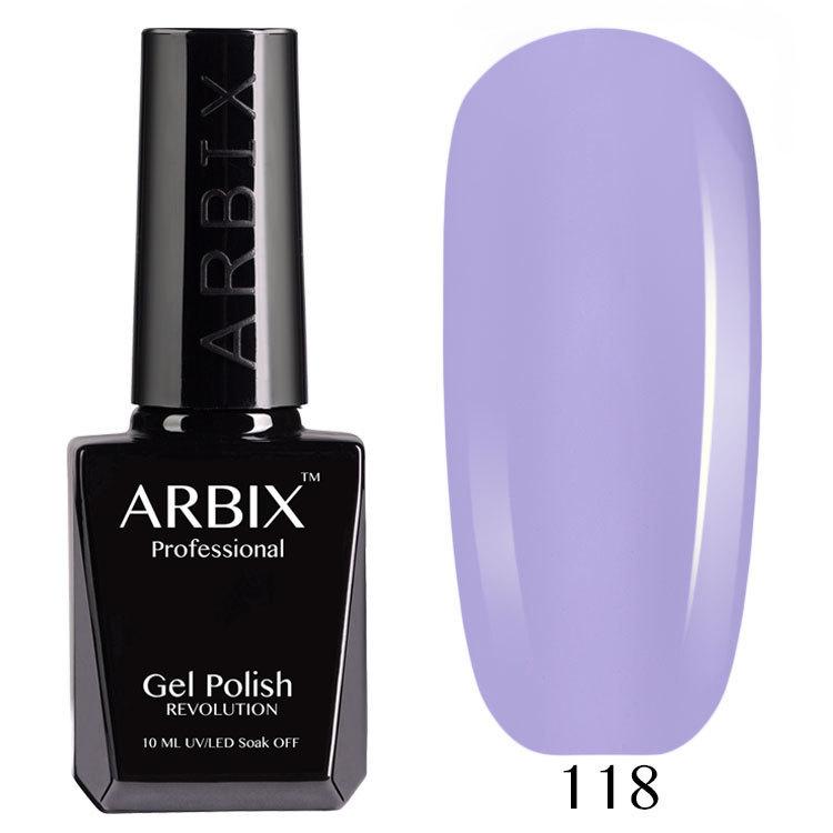 ARBIX, гель-лак, №118