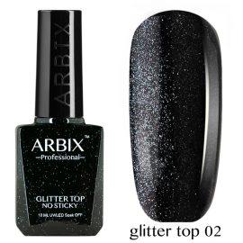 ARBIX, топ с глиттером, №02