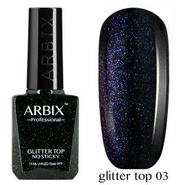 ARBIX, топ с глиттером, №03