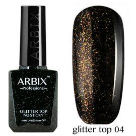 ARBIX, топ с глиттером, №04